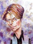 david bowie I by gabrio76