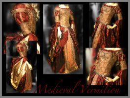 Medieval Vermilion, chapter 2 by sarlume