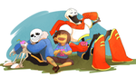The Skeleton Friend Game by BITEGHOST