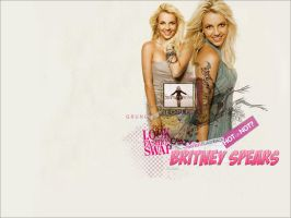 Britney Wallpaper I by NessaSotto