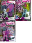My little pony Deluxe ponies :O by BronyGamer