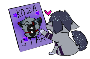.:Koza STAR!:. by KuroKnix