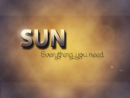 Sun by OtherPlanet