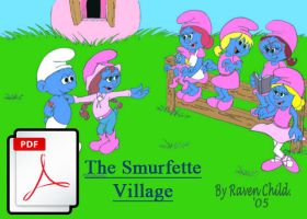 Ch.8 The Village Smurf by TheSorceressRaven