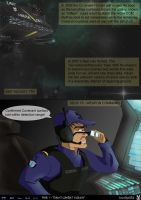 """""""Halo"""" RECON - Page 1 by RECON-comic"""