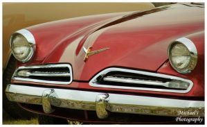 Front View Of A Studebaker by TheMan268