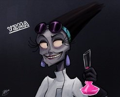 Yzma by Super-Cute