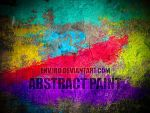 Abstract Paint by brushfs