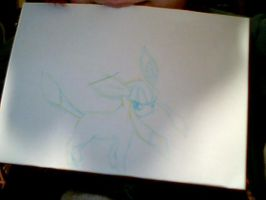 well, i WAS going to draw.. by FearlessEyes