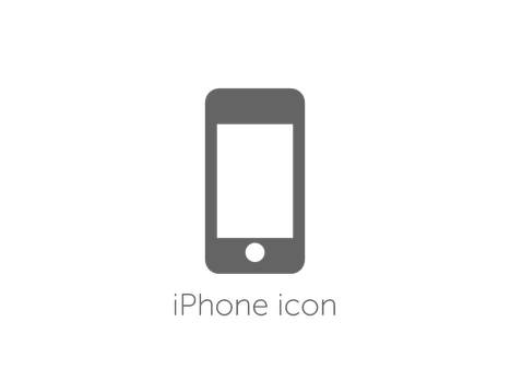 iPhone Icon by Jazzoline