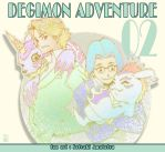 DEGIMON ADVENTURE 02 by SatoakiAmatatsu