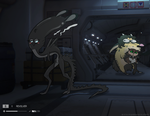 Final Report of the Commercial Starship Nostromo by AlfaFilly