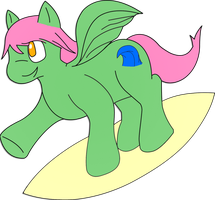 Tropic Thunder Pony by Tyler8916