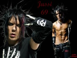 Jussi 69 by xSoulOnFire88x by 69-Eyes