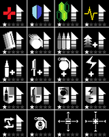 Icons: Special Equipment by GrimReaper64