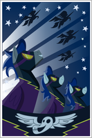Shadowbolts by Zapapplejam