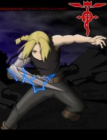 The Full Metal Alchemist by Spacecowboytv
