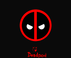 Deadpool drawing by Kmanx128