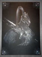 Artorias by LadyDarkshyne