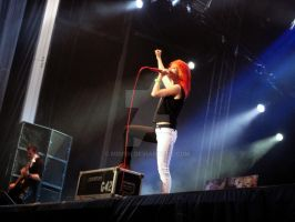 Paramore Putte i Parken 2011 2 by Mirish