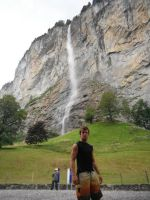 Tallest waterfall in europe by A-minute-to-smile