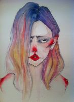 agnes-cecile's workshop by Ginevracollini
