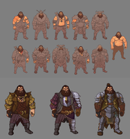 Dwarf concept test by redeve