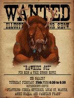 Wanted: Rawhide Joe by Nhaar