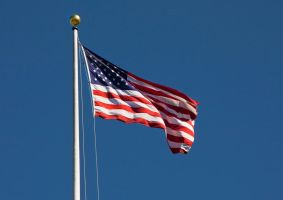US Flag by muffet1