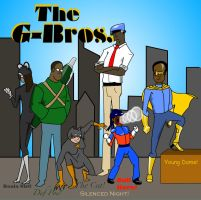The G-Bros by Xaayer