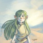 Eina of the steppe by SandraMJ