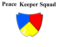 Pease Keepers Squad Symbal by IAmRedStar