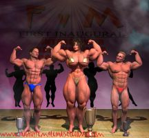 Intergen Bodybuilder Comp by SteeleBlazer84
