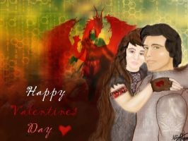 Valentines2013: Gaming Style! by RenaLostInSpace