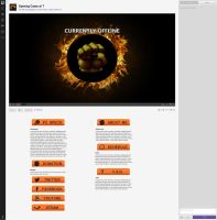 Perdition Twitch Layout by sYpr0