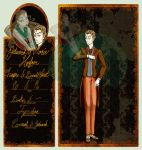 Ville Du Mort - Jedward and Marie by hullo-whats-that