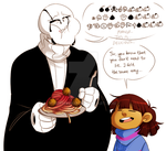 Sampling the Son's Spaghetti by BechnoKid