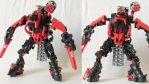 The Rahi Hunter MOC by guitheone1