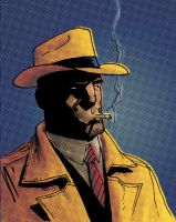 Dick Tracy by jphatty