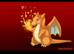 Hearts on fire by WoolNoon