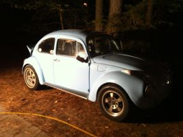 Pic of my bug 14 by NekoVWMike