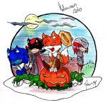 halloween 2010 by Thanit