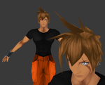 Ryan in 3D by TrackSurfer