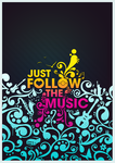 Just Follow the Music by Neochron