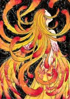 Fire Element by kubcia