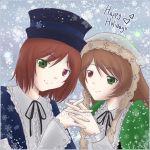 Seiseki Holiday Wishes by Icesplendor