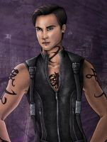 Alec Lightwood - The Mortal Instruments series by JGiampietro