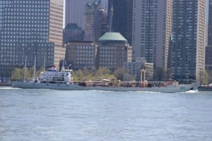 Newtown Creek by TheBuggynater