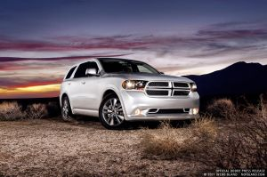 2011 Durango RT 4 - Press Kit by notbland