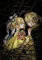 Vocaloid - Servant of Evil by YaraFuFu